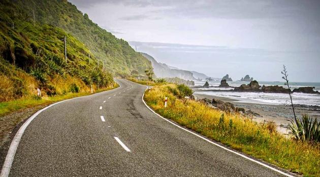 NZ roads coastline featured image
